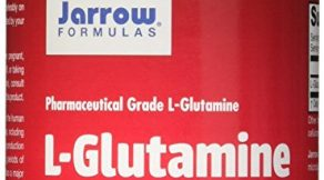 Jarrow Formulas L-Glutamine 750 mg