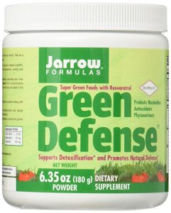 Green Defense - Jarrow
